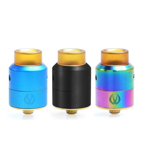 Vandy Vape Pulse BF 22mm RDA, all colours. The Village Vaporette.