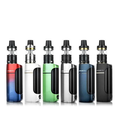 Vaporesso Armour Pro 100W Kit with Cascade Baby Tank, all colours. The Village Vaporette, Cambridge, Ontario, Canada, vape pen, vape kit,