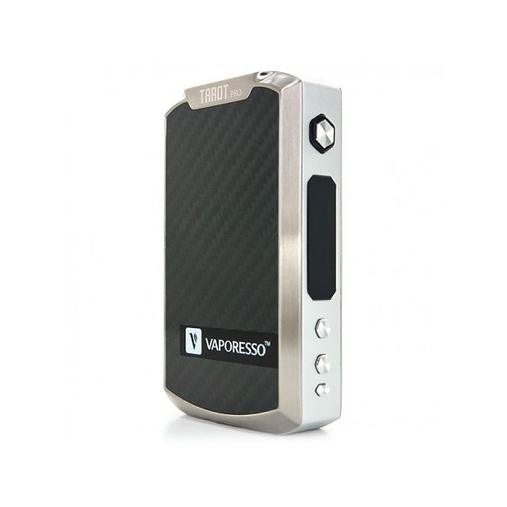 Vaporesso Tarot Pro 160W Box Mod, stainless. The Village Vaporette.