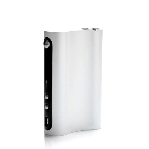 Vapor Flask Classic by Vape Forward, white. The Village Vaporette.
