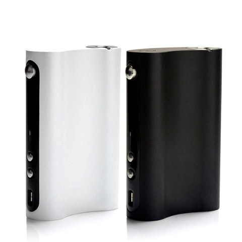 Vapor Flask Classic by Vape Forward, black and white. The Village Vaporette.