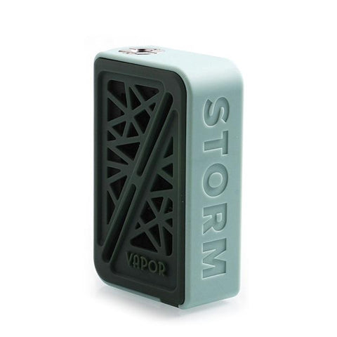 Vapor Storm SUBVERTER 200W Box Mod, green. The Village Vaporette.