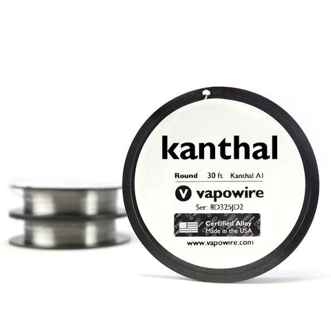 Vapowire A1 Kanthal Wire (Round)
