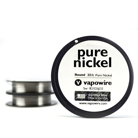 Vapowire Ni200 Nickel Wire