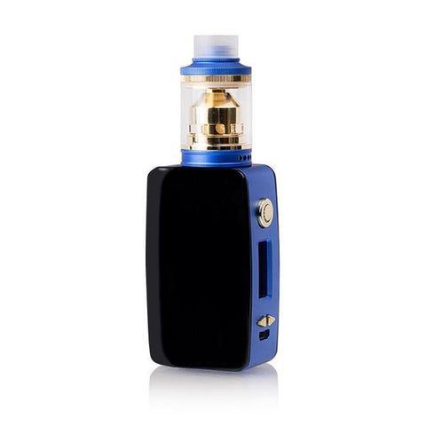 "Wake Mod Co. ""LITTLEFOOT"" Starter Kit, blue. The Village Vaporette."
