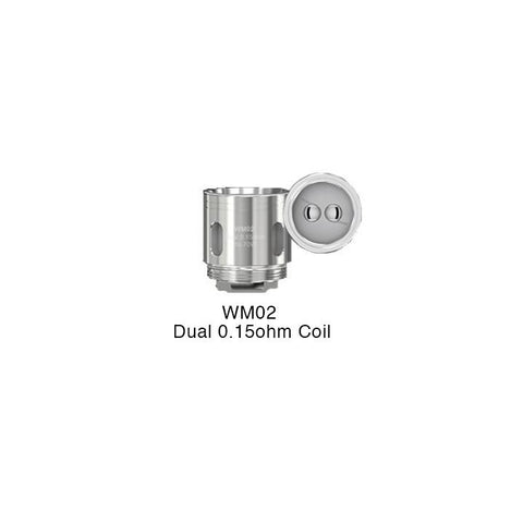 Wismec Gnome WM Coils, WM02. The Village Vaporette.