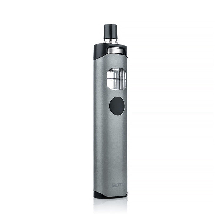 Wismec Motiv All-In-One Kit, grey. The Village Vaporette.