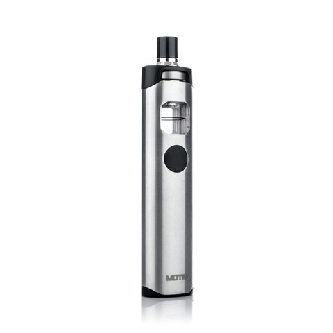 Wismec Motiv All-In-One Kit, silver. The Village Vaporette.