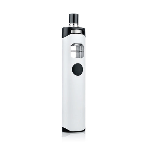 Wismec Motiv All-In-One Kit, white. The Village Vaporette.