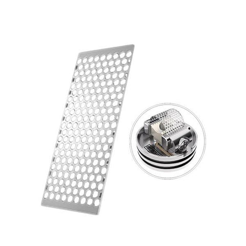 Wotofo Profile RDA Mesh Screen (coil), single piece. The Village Vaporette, Cambridge, Ontario, Canada, mesh coil, mesh, rebuildable, rebuildable vape, atomizer,