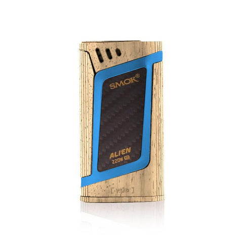 WÜD Skins for Smok Alien Mod, natural. The Village Vaporette.