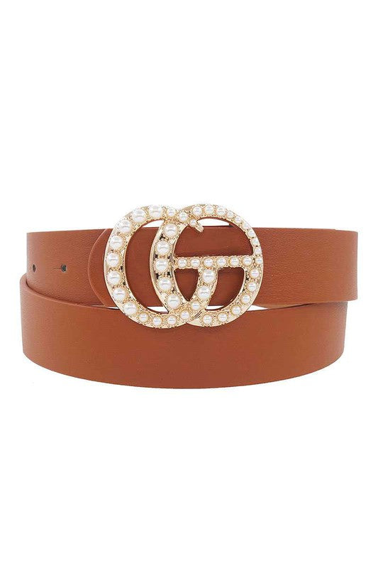 Multi Pearl Belt