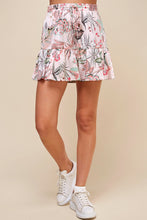Load image into Gallery viewer, Pink Satin Mini Skirt