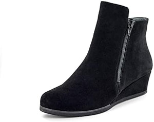 Kadee Black Suede Boot