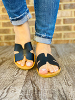 Bliss Corner Sandal