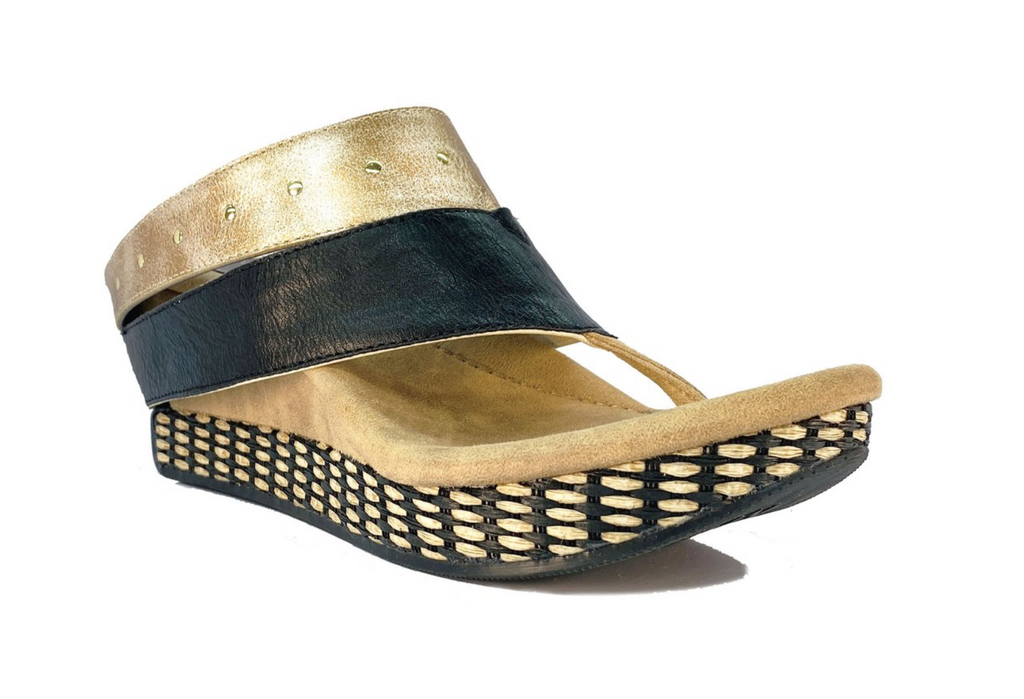 Veronica Reversible  Sandal