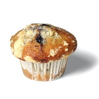 Blueberry Muffin, Pack of 2, Paul Rhodes Bakery