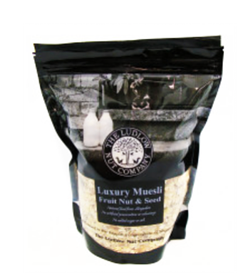 Luxury Muesli, 200g, The Ludlow Nut Company