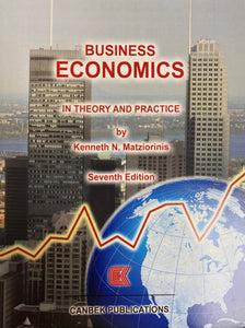 Business Economics & Canadian Economic Chart Book Package