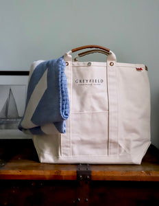 Greyfield Canvas Tote