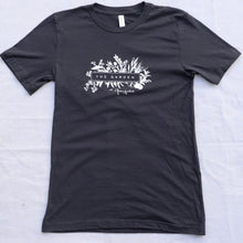 Load image into Gallery viewer, The Garden Tee In Dark Grey