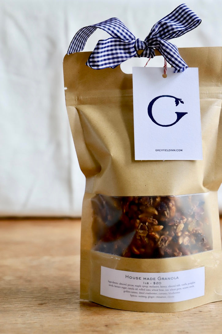 Greyfield Estate Granola