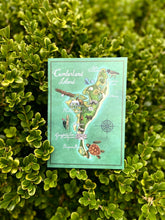 Load image into Gallery viewer, Cumberland Island Map Illustrated Card