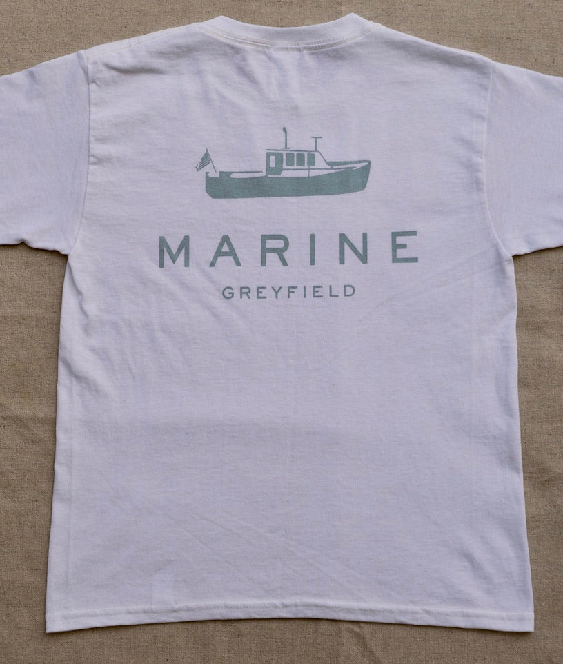 Youth Marine Tee