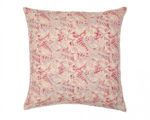 Block Printed Pillows 20x20