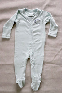 Baby Footie w/ Greyfield Seal