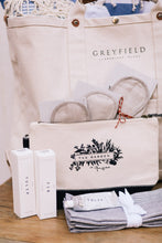 Load image into Gallery viewer, Greyfield Canvas Tote