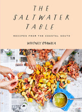Load image into Gallery viewer, The Saltwater Table Cookbook