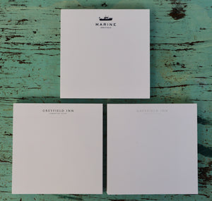 Greyfield Notepad 4x4