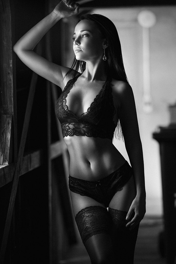Angelina-Petrova in sexy lingerie and dessous - picture of hot women