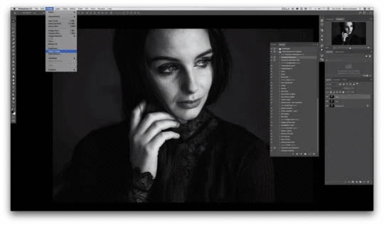 learn portrait photography tutorial