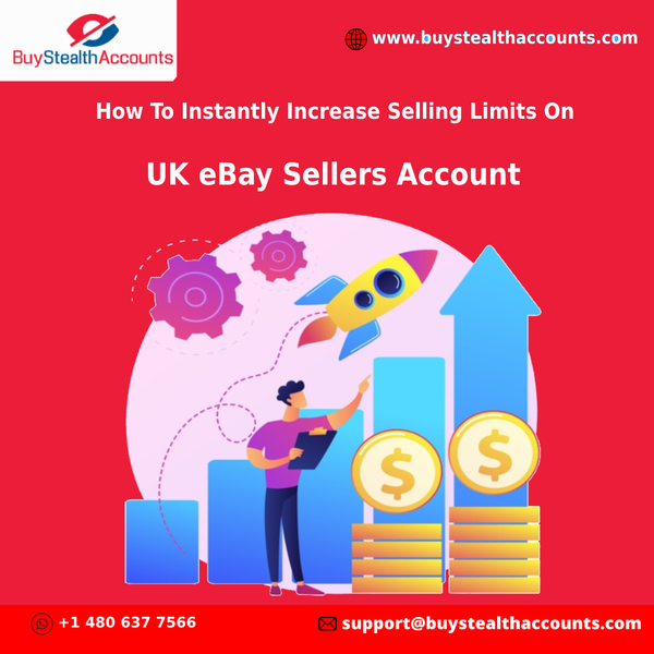 How To Instantly Increase Selling Limits On UK eBay Sellers Account