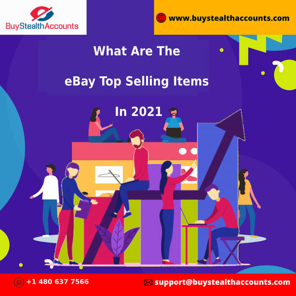 What Are The eBay Top Selling Items In 2021
