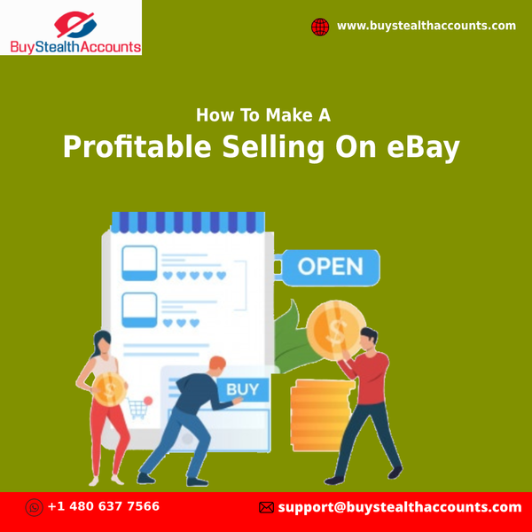 How To Make A Profitable Selling On eBay