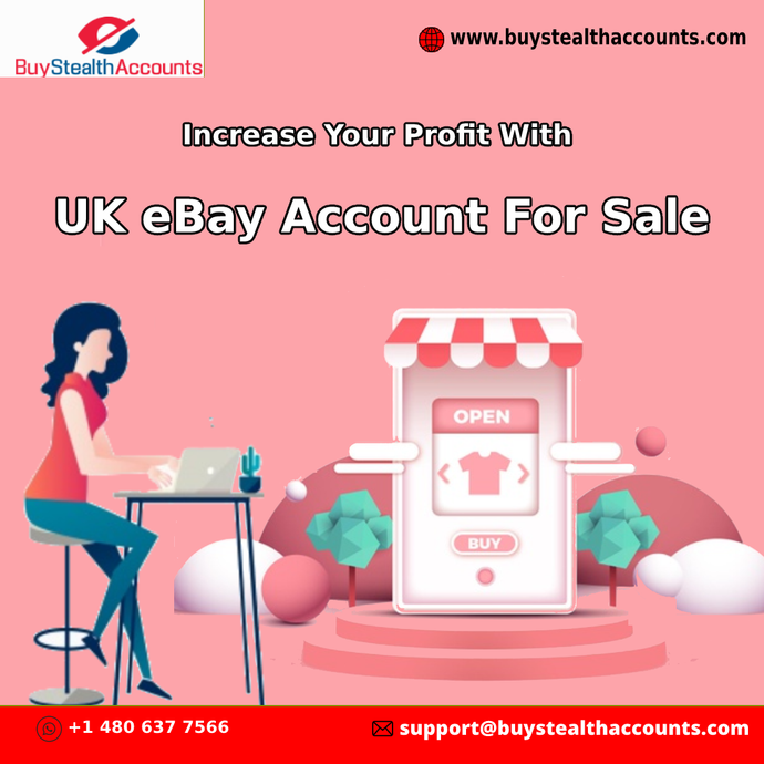 Increase Your Profit With UK eBay Account For Sale