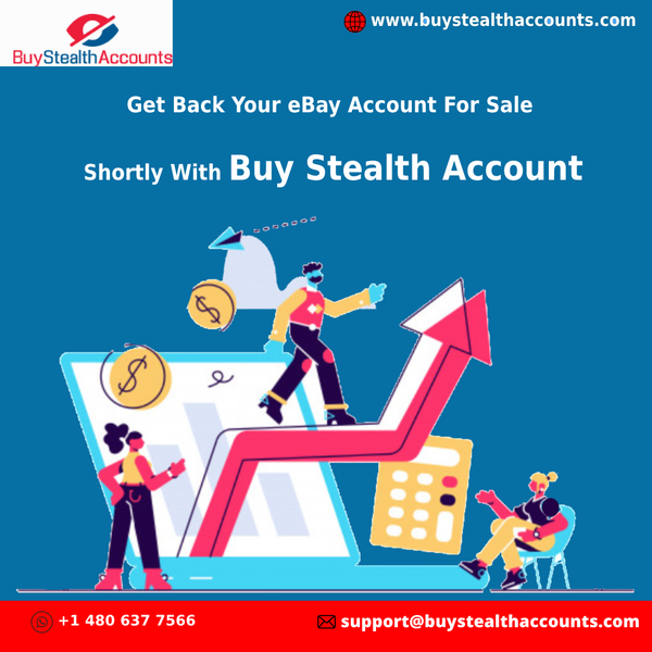 Get Back Your eBay Account For Sale Shortly With Buy Stealth Account