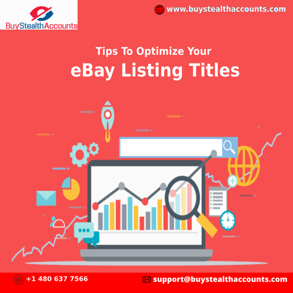 Tips To Optimize Your eBay Listing Titles