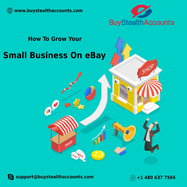 How To Grow Your Small Business On eBay