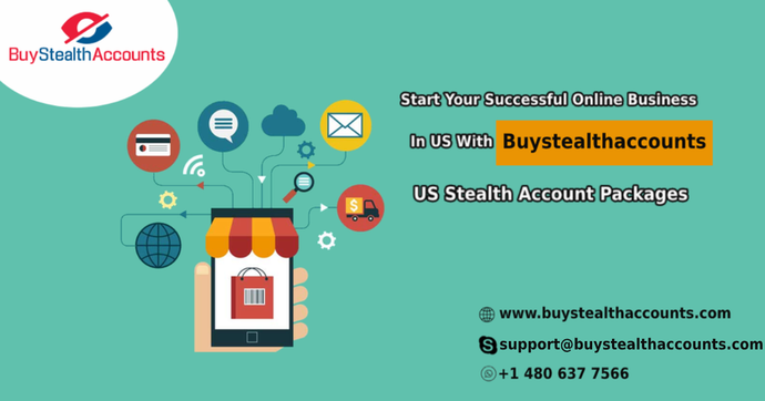 Start Your Successful Online Business In US With buystealthaccount, US Stealth Account Packages