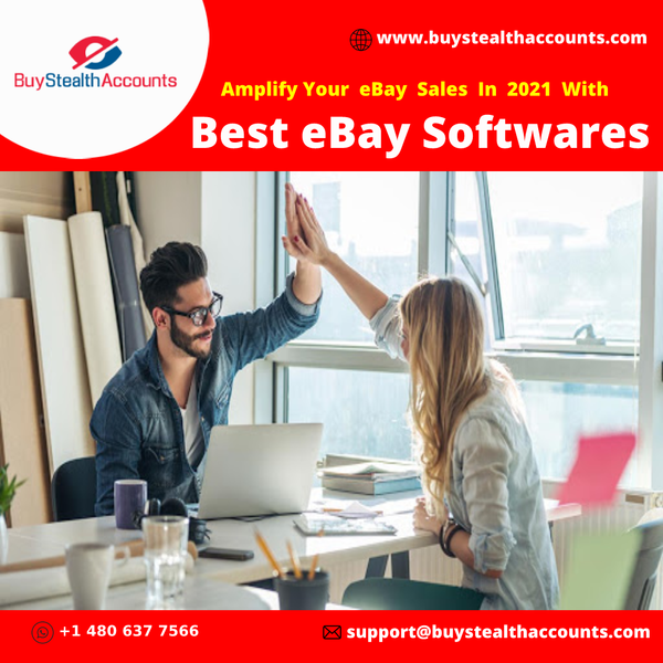 Amplify Your eBay Sales In 2021 With The Best eBay Softwares