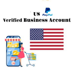 US PayPal Verified Business Account