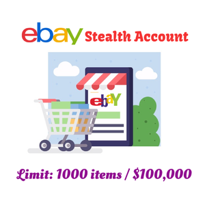 EBay Stealth Account