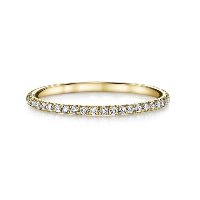 Anita Ko Eternity Diamond Band
