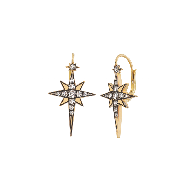 Venyx Astraea Diamond Earrings