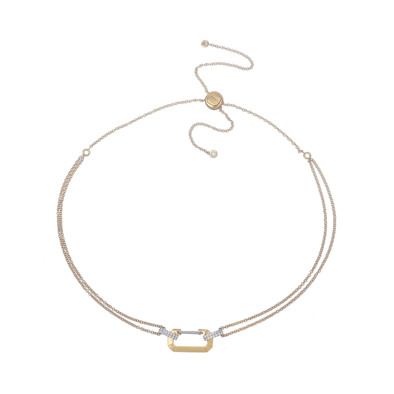 Eera Lucy Choker with Diamonds