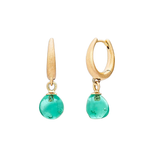 Venyx Muzo Emerald Drop Earrings